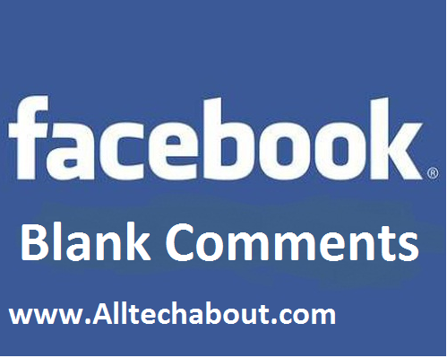 How To Write Blank Text and Update Empty Status on Facebook