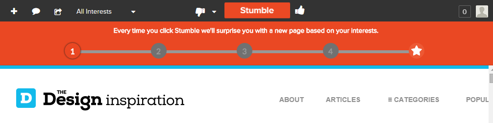 How to Create An Account on StumbleUpon and Recommend Content