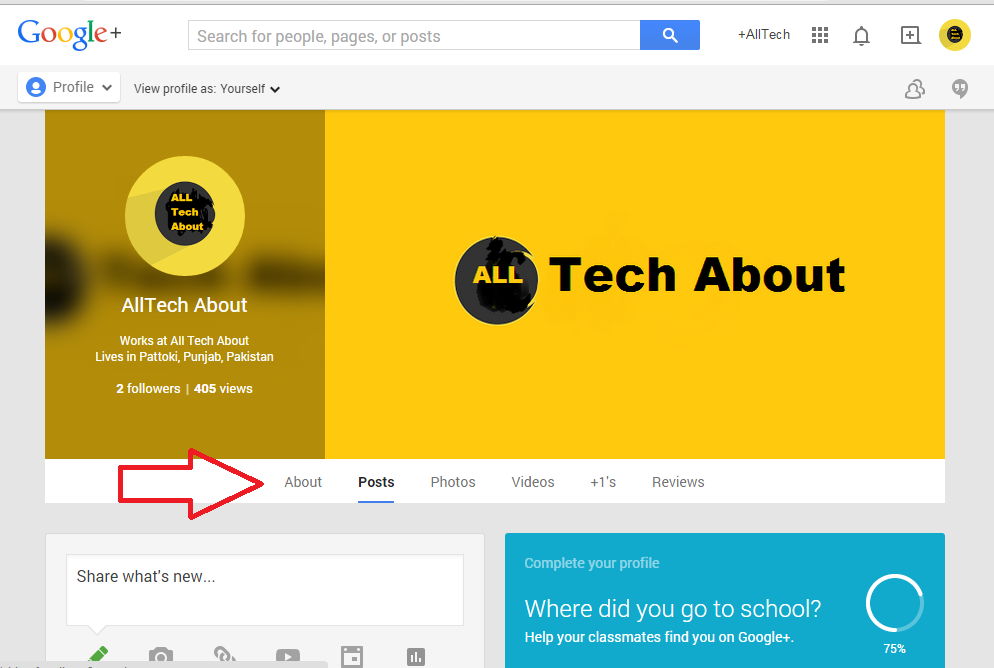 How To Get Free PR9 Dofollow Backlinks From Google Plus