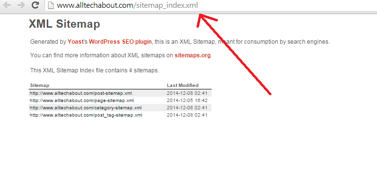 How to Create a XML Sitemap in WordPress