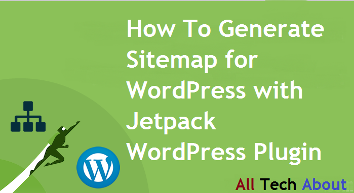 How To Generate Sitemap for WordPress Blog using Jetpack plugin