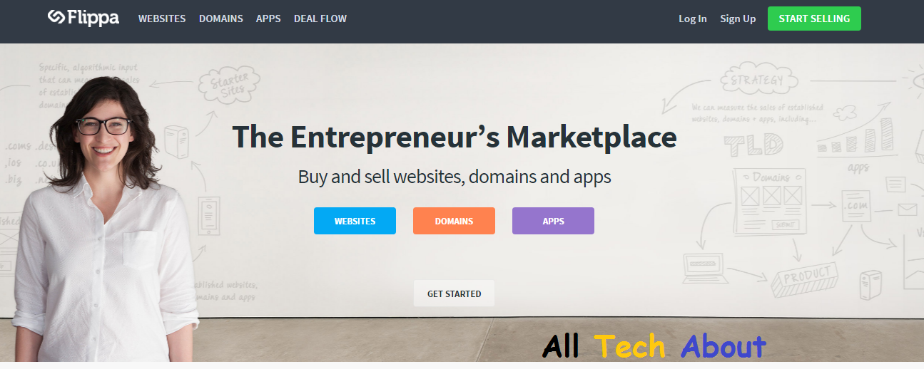 20 popular places to buy or sell your websites online for Best selling websites online
