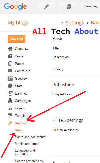 How To Enable HTTPS On Your Blogger Blog With Custom Domain
