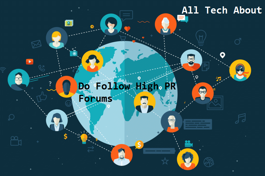 Top Do Follow High Page Rank Forums Sites List 2019 - All