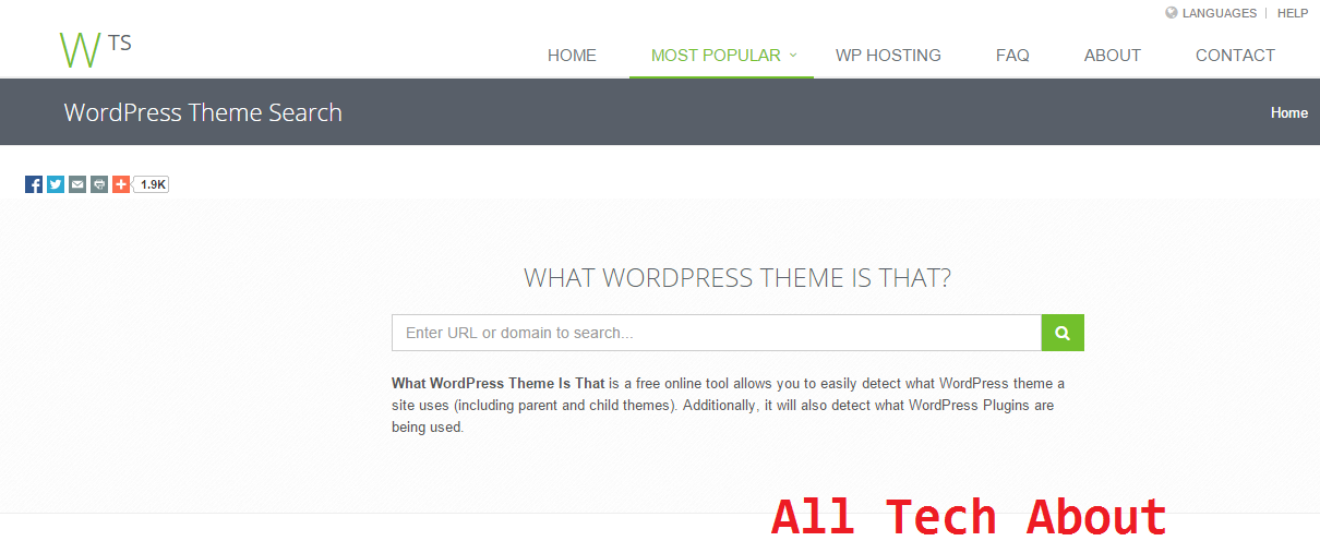How to Find Out What WordPress Theme (and Plugins) a Site Uses