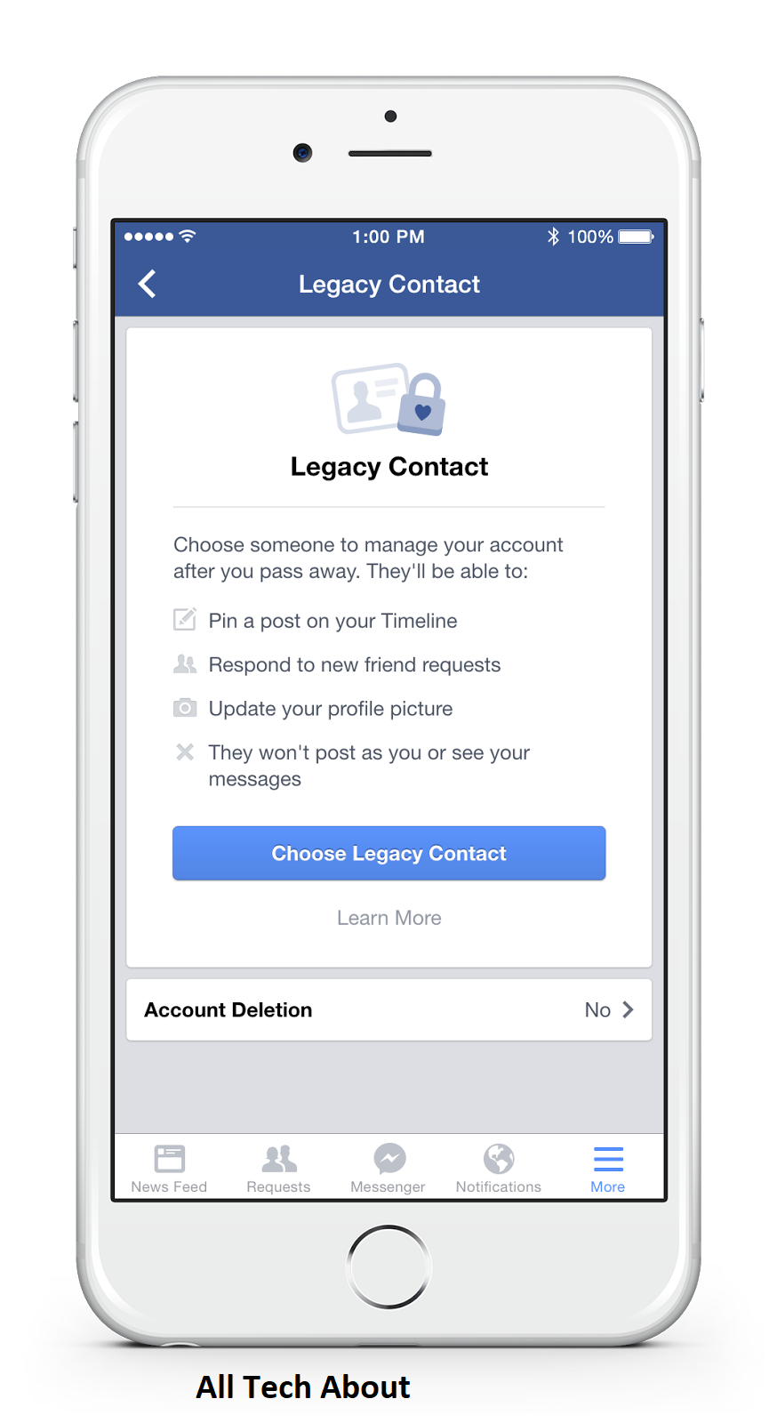 How To Memorialize A Facebook Account