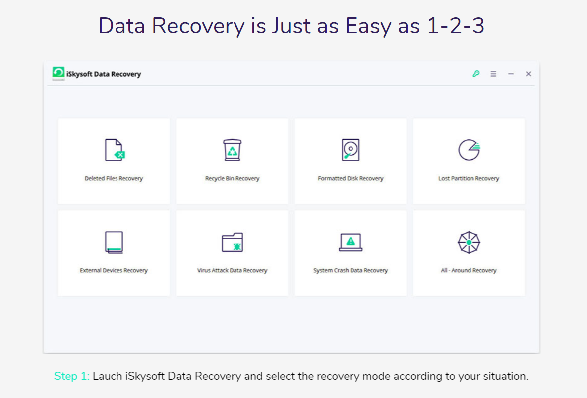 iskysoft data recovery cost